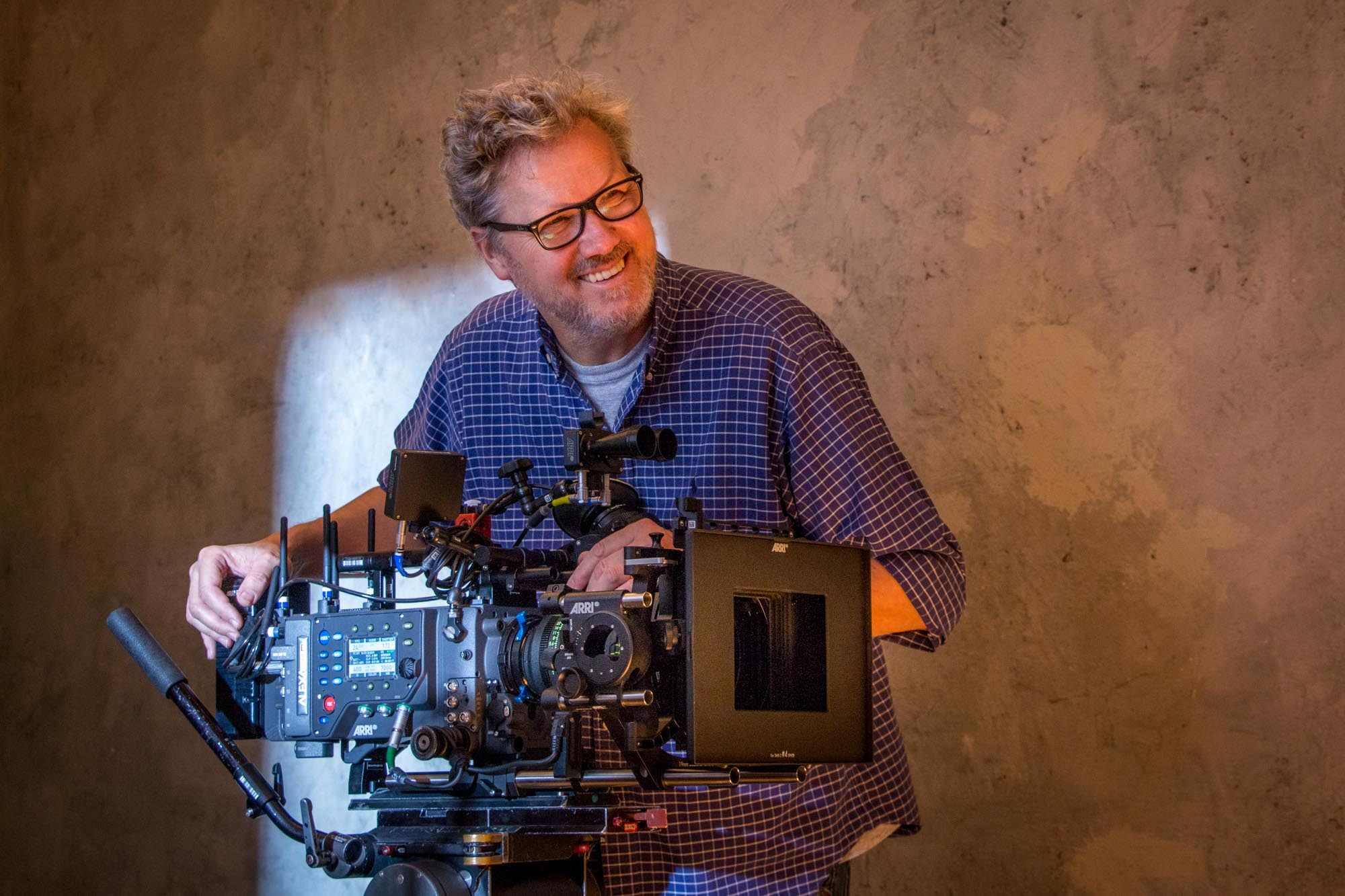 Cinematographer Tom Fährmann Bvk