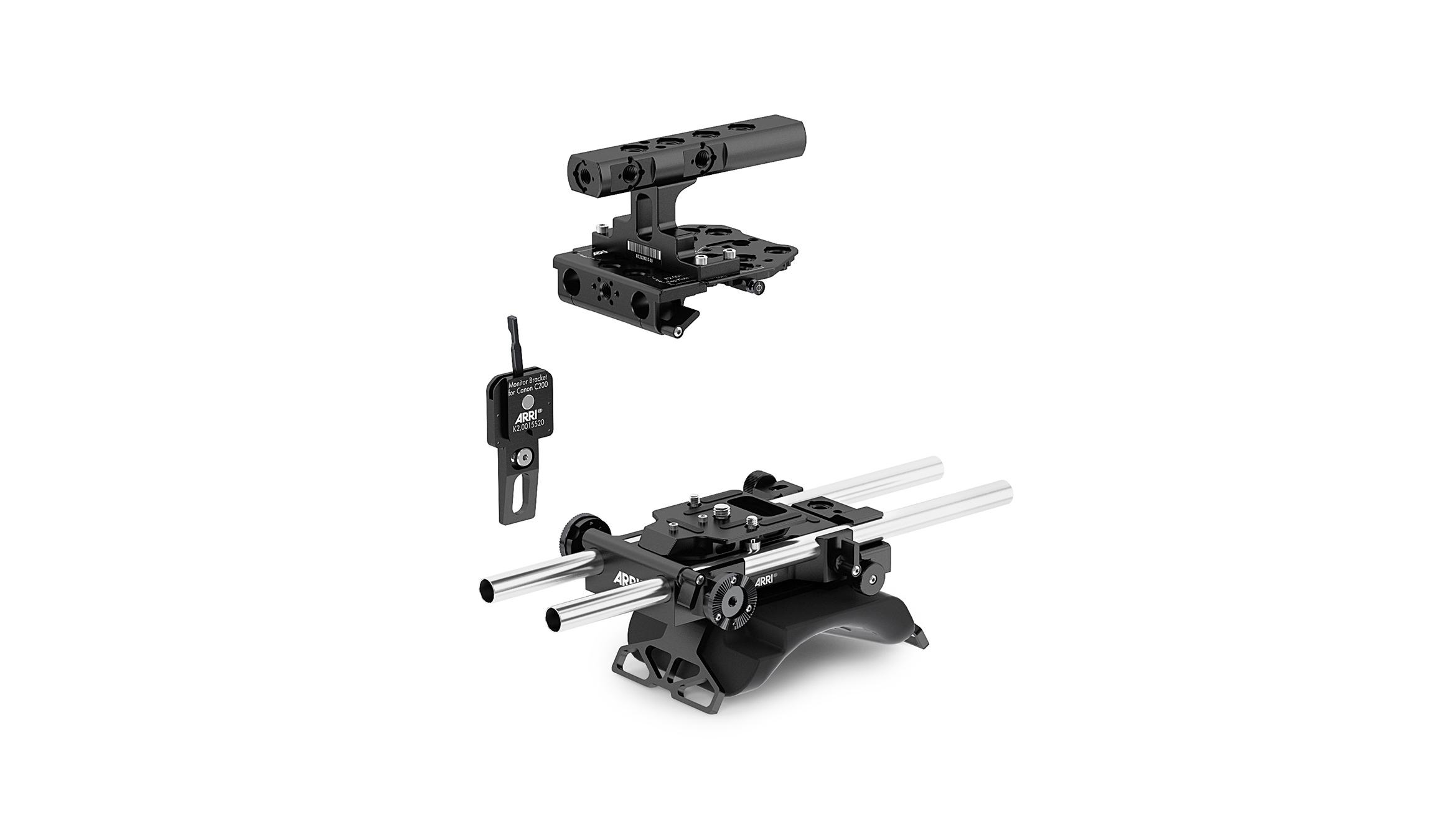 Pro Cine Set For Canon C200