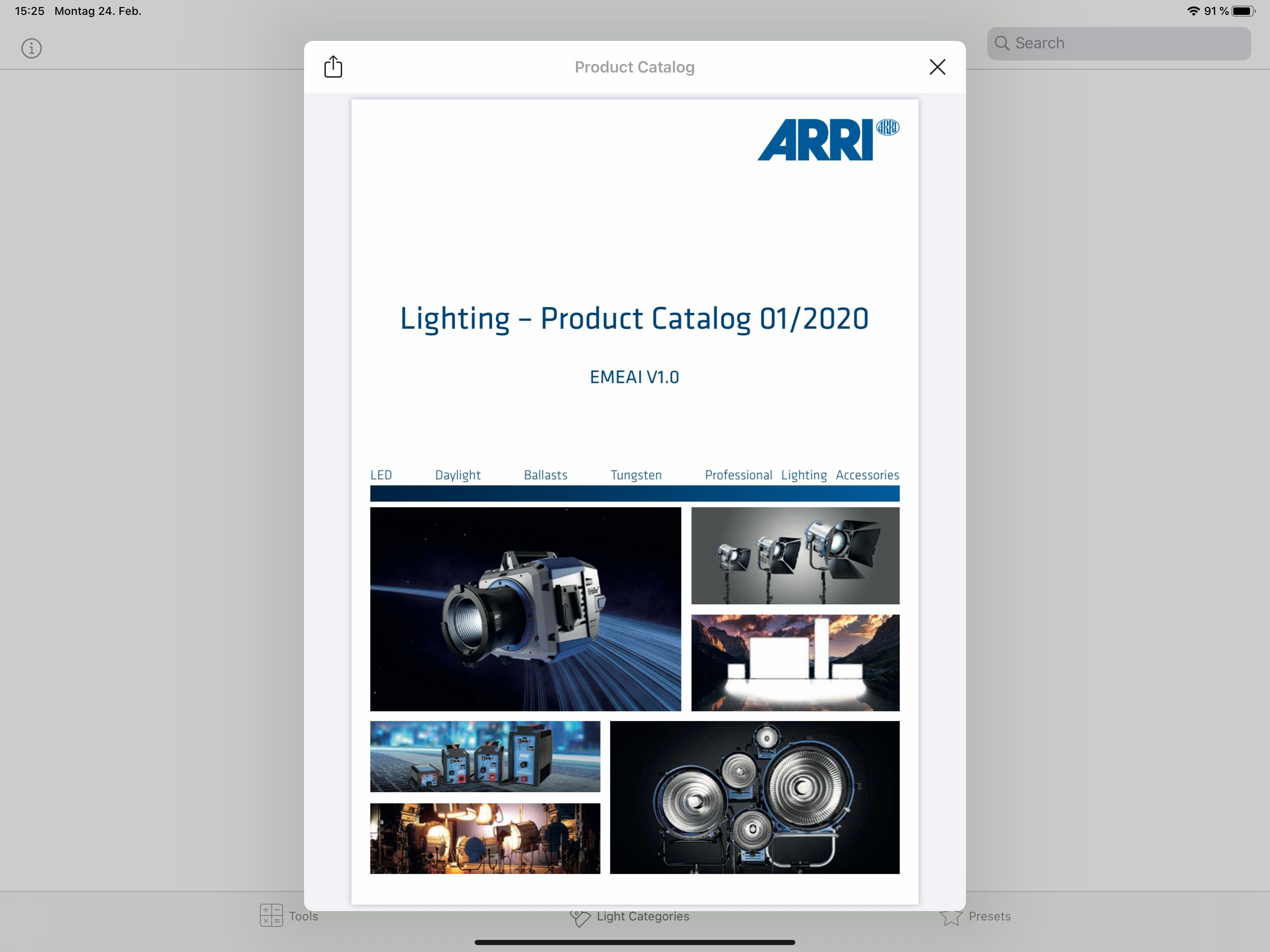 ARRI Photometrics
