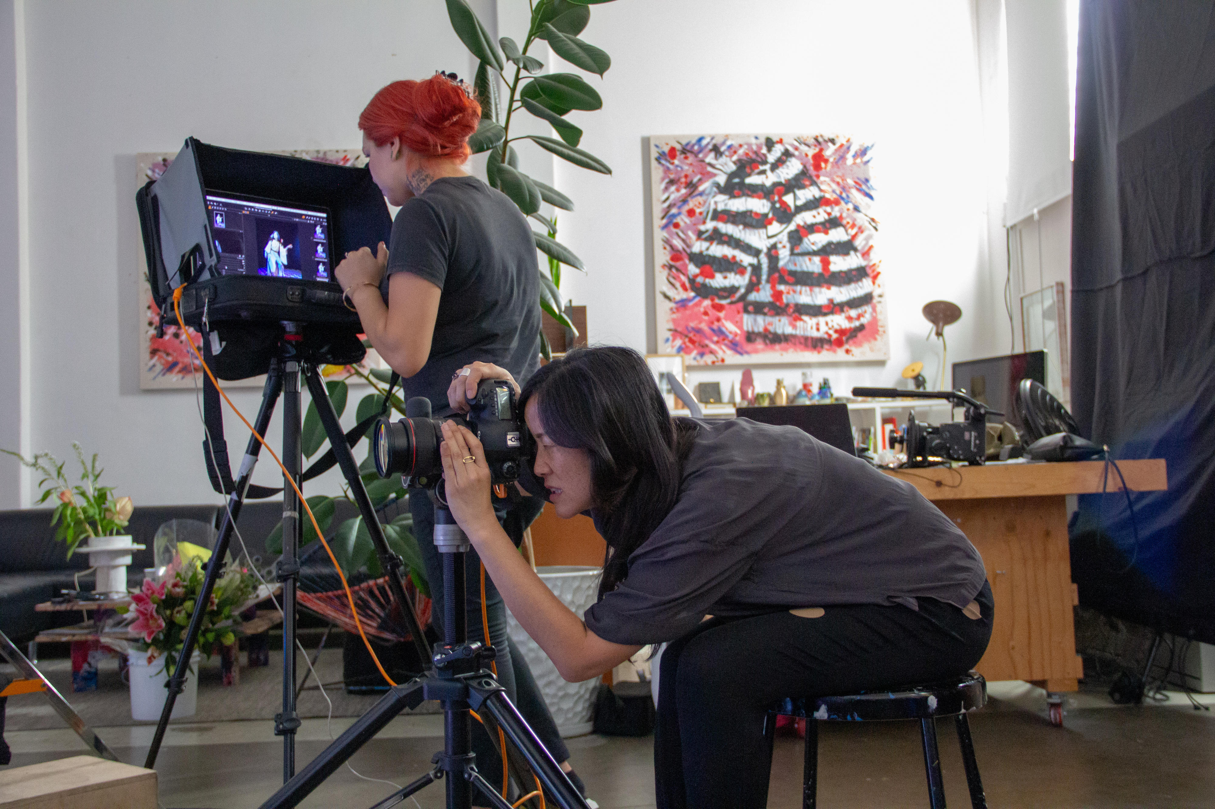 "Photographer Zen Sekizawa relies on ARRI Lighting for ""The"