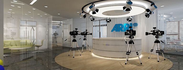 ARRI Asia doubles office space in Hong Kong